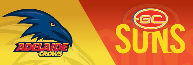 AFL Crows vs Suns Betting Tips