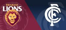 Brisbane vs Carlton Betting Tips