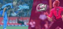 Big Bash League (BBL09): Strikers vs Sixers Betting Tips