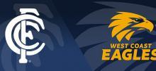 AFL Blues vs Eagles Betting Tips