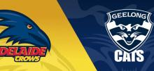 AFL Crows vs Cats Betting Tips