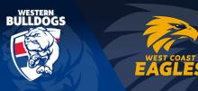 AFL Dogs vs Eagles Betting Tips