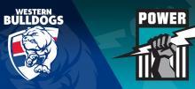 AFL Bulldogs vs Power Betting Tips