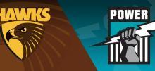 AFL Hawks vs Power Betting Tips