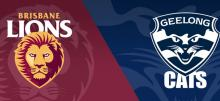 AFL Lions Cats Betting Tips