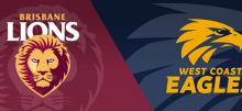 AFL Lions vs Eagles Betting Tips