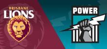 AFL Lions vs Power Betting Tips