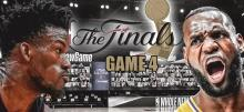 NBA Finals Game 4 Betting Tips