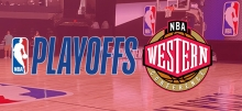NBA Western Conference 1st Round Tips