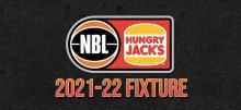 2021-22 NBL Fixture