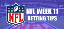 NFL Week 11 Betting Tips