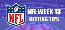 NFL Week 13 Betting Tips