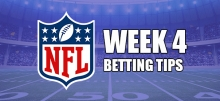 NFL 2019-20: Week 4 Preview & Betting Tips