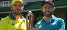 New Zealand vs Australia 1st T20 Betting Tips
