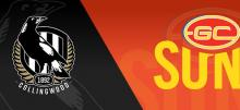 AFL Magpies vs Suns Betting Tips
