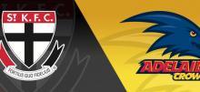 AFL Saints vs Crows Betting Tips
