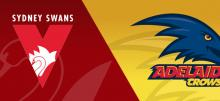 AFL Swans vs Crows Betting Tips