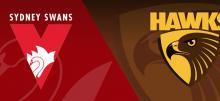 AFL Swans vs Hawks Betting Tips