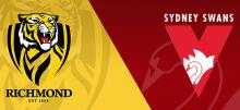AFL Tigers vs Swans Betting Tips