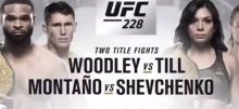 UFC 228 Preview & Betting Tips