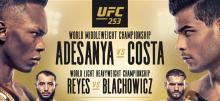UFC 253 Betting Tips
