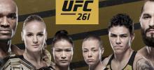 UFC 261 Betting Tips