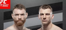 UFC Fight Night 168 Preview and Betting Tips