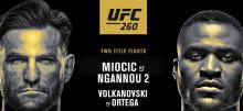 UFC 260 Betting Tips