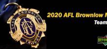AFL Brownlow Team Votes