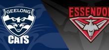 AFL Geelong vs Essendon Betting Tips