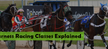 harness racing classes explained