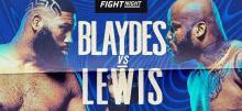 UFC Fight Night: Blaydes vs Lewis Betting Tips