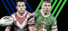 NRL Roosters vs Raiders Betting Tips