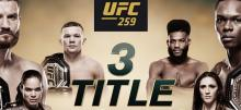 UFC 259 Betting Tips
