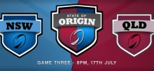 Two Fantastic State of Origin III Promotions