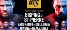 UFC 217 Preview & Betting Tips