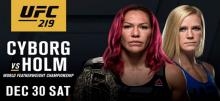 UFC 219 Preview & Betting Tips